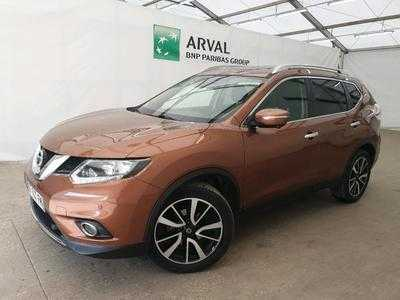 Nissan X-trail 5P crossover dCi 130 Xtronic NCONNECTA