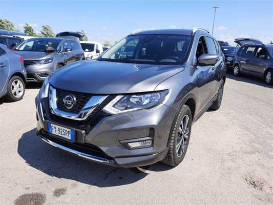 NISSAN X-TRAIL / 2017 / 5P / CROSSOVER 1.7 DCI 150 4WD N-CONNECTA XTRONIC