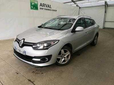 Renault Megane III estate Business 1.5 DCI 95 BVM6 E6