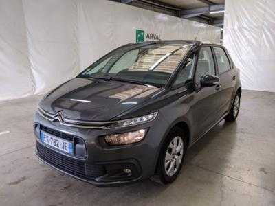 Citroen C4 Picasso/Spacetourer Business 1.6 HDI 120CV BVM6 E6