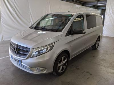Mercedes-Benz Vito mixto long cab APPRO Fourgon 119 CDI Select 4MATIC BVA 5PLACES / PM JANTES ALU PACK CONFORT PACK LED