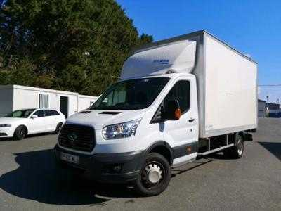 Ford Transit chassis cabine P 350 L4 TREND 20 l TDCi 130 / CAISSE HAYON