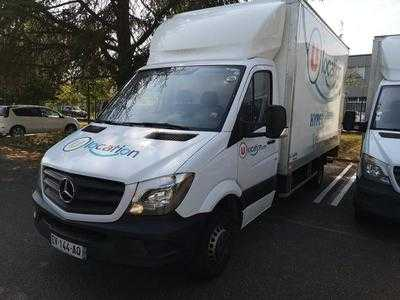 Mercedes-Benz Sprinter chassis cabine 514 CDI 43 35T / CAISSE HAYON