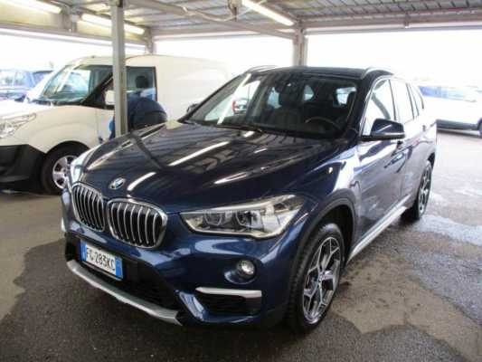 BMW X1 2015 XDRIVE 25D XLINE AUTOMATICO ATTENTE VALIDATION REPARATION