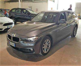 BMW Serie 3 / 2017 / 5P / Station wagon 318d Business Advantage Touring autom.