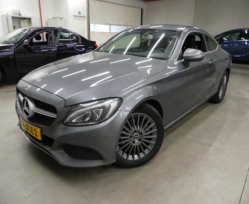 Mercedes-Benz C coupe C COUPE 220 d 170PK Pack Business With Map Pilot & Active Park & Seat Comfort
