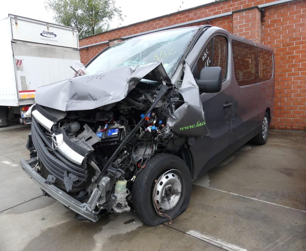 Opel VIVARO Combi CDTI 115PK LWB 29T TOTAL LOSS Edition Pack Navigation