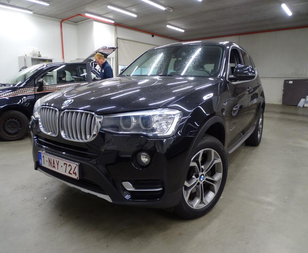 BMW X3 SDRIVE18dA 136PK XLine