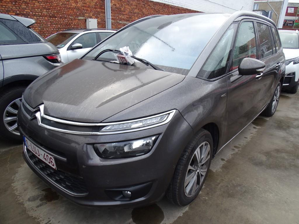Citroen Grand C4 picasso GRAND C4 PICASSO HDI 115PK TOTAL LOSS Exclusive & Serenity Pack
