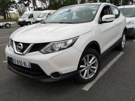 Nissan Qashqai 5P ber 1.6 DCI 130 Business Edition 5P