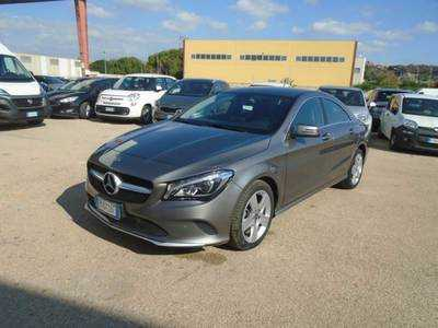 MERCEDES-BENZ CLA / 2016 / 4P / BERLINA CLA 200 D BUSINESS EXTRA