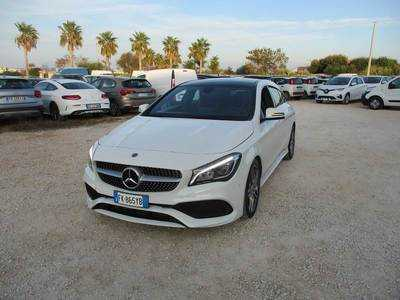 MERCEDES-BENZ CLA SHOOTING BRAKE / 2016 / 5P / STATION WAGON CLA 200 D AUTO 4MATIC PREMIUM