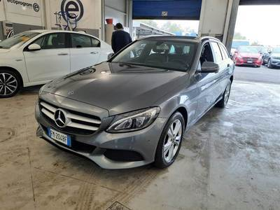 Mercedes-Benz classe C 2013 / 5P / STATION WAGON 220D SW 4MATI BUSINESS EXTRA AUTOMATI