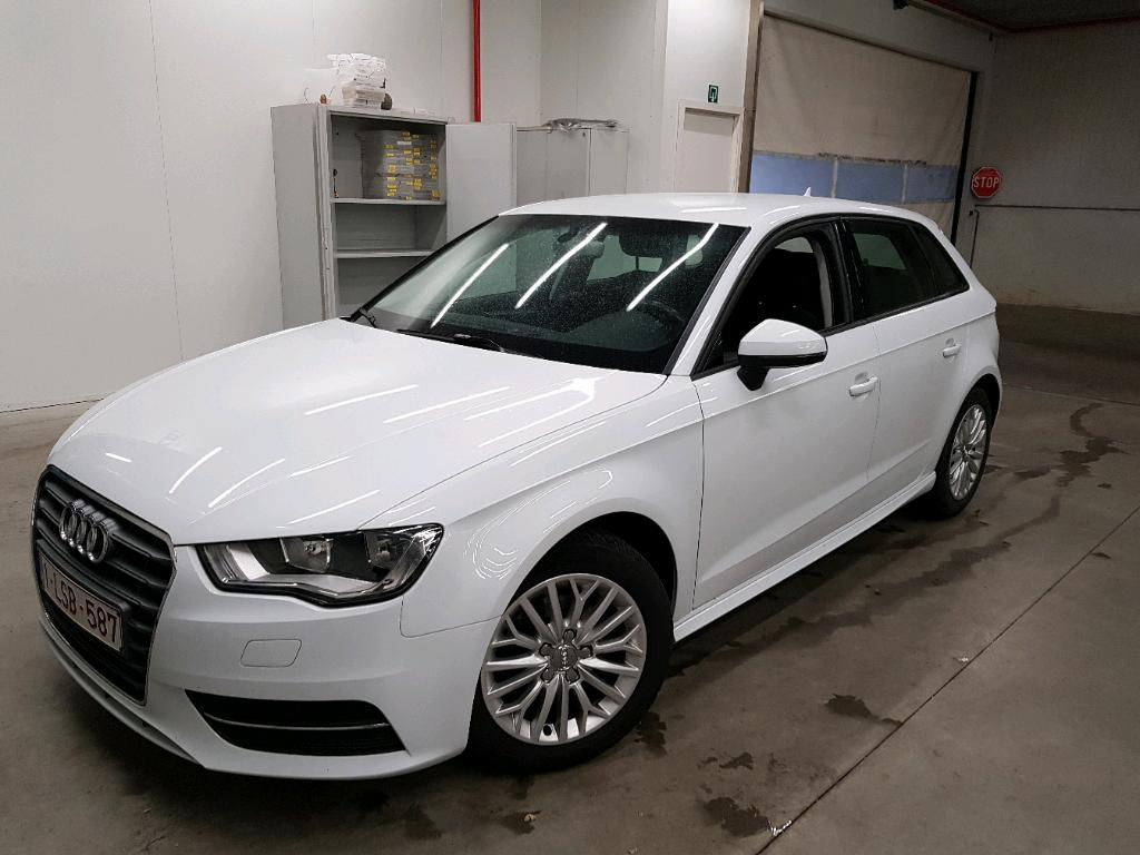 Audi A3 sportback A3 SB TDI 110PK Ultra Attraction Pack Intuition