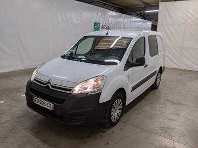 Citroen Berlingo kasten business L2 1.6 HDI 100CV BVM5 E6