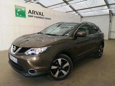 Nissan Qashqai 5P crossover 1.5 DCI 110 N-CONNECTA