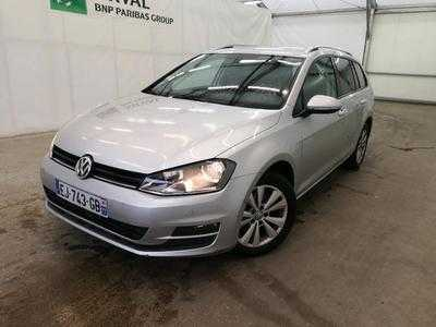 Volkswagen Golf break confortline business BMT 16 TDI 110CV BVM5 E6 / TRANSFO VP/VS