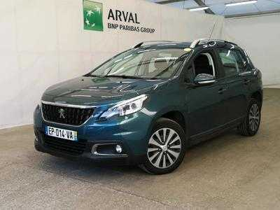 Peugeot 2008 active business 1.6 HDI 100CV BVA6 E6