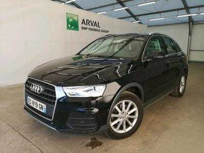 AUDI Q3 5p SUV 2.0 TDI 120 Business Line