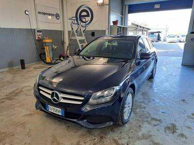 MERCEDES-BENZ CLASSE C 2014 WAGON C200 D BUSINESS AUTOMATIC