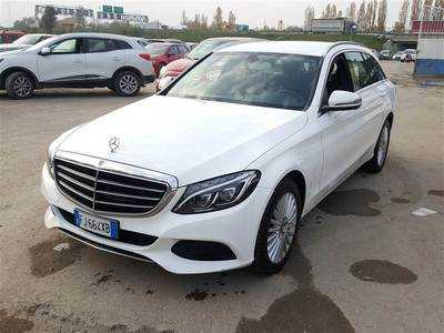 MERCEDES-BENZ CLASSE C 2014 WAGON C220 D 4MATIC EXCLUSIVE AUTOMATIC