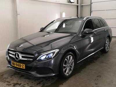 Mercedes-Benz c-klasse estate C 350 e Lease Edition Avantgarde 7G 5d
