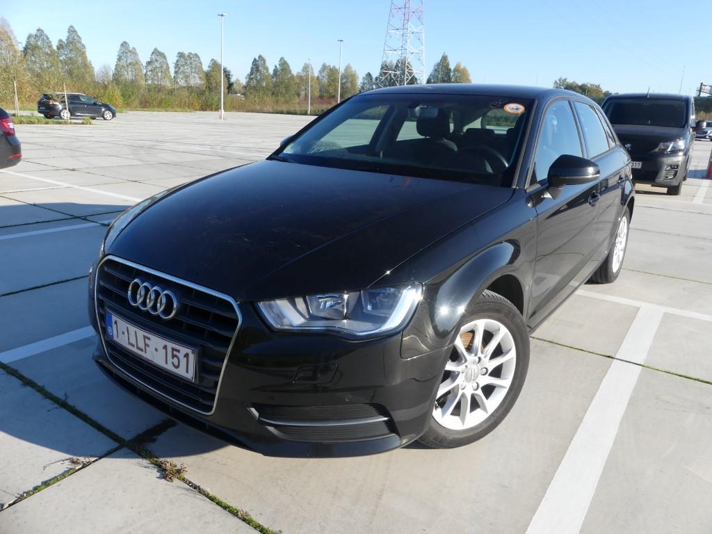 Audi A3 sportback A3 SB TDI 110PK Attraction Pack Intuition Plus