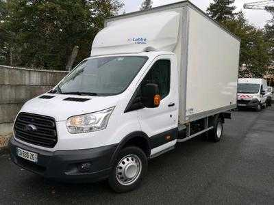 Ford Transit VU 2P chassis cabine P 350 L4 TREND 20 l TDCi 130 / CAISSE 20M3