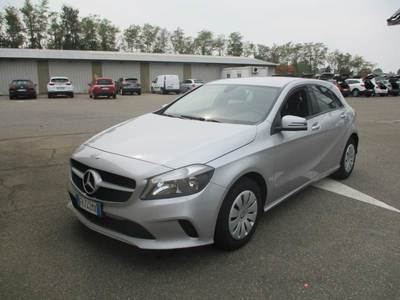 MERCEDES-BENZ CLASSE A 2015 5 PORTE BERLINA A 180 D EXECUTIVE