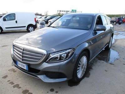 MERCEDES-BENZ CLASSE C 2014 WAGON C250 D 4MATIC EXCLUSIVE AUTOMATIC