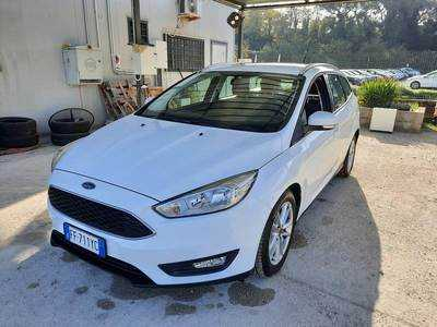 Ford Focus 2014 / / 5P / STATION WAGON 15 TDCI 95CV SeS BUSINESS SW (AUTOCARRO)