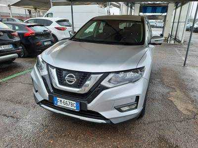 NISSAN X-TRAIL / 2017 / 5P / CROSSOVER 1.6 DCI 130 2WD BUSINESS