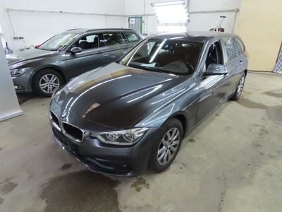 BMW Baureihe 3 Touring 318d Advantage 2.0 110KW MT6 E6