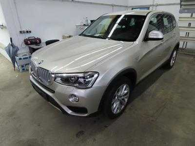 BMW Baureihe X3 xdrive30d advantage 3.0 190KW AT8 E6