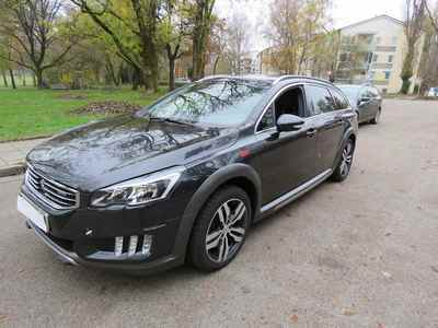 Peugeot 508 SW rxh 2.0 HDI 132KW AT6 E6