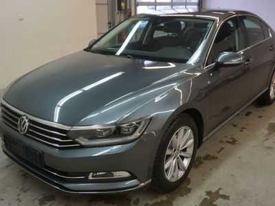 Volkswagen Passat Lim. Highline BMT/Start-Stopp 2.0 TDI 110KW Leder AT6 E6