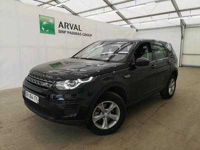 Land Rover Discovery sport 4wd business 2.0 TD4 150 AUTO