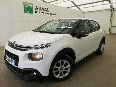Citroen C3 5P berline BlueHDi 75 S&S BVM Feel Business