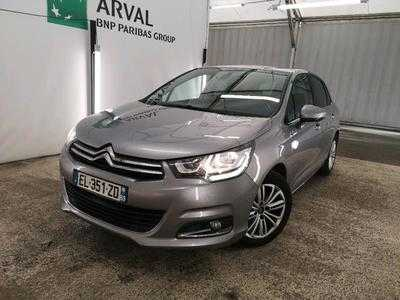 Citroen C4 berlina millenium business 1.6 HDI 100CV BVM5 E6