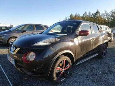 Nissan Juke 5P crossover dCi 110 Red Touch