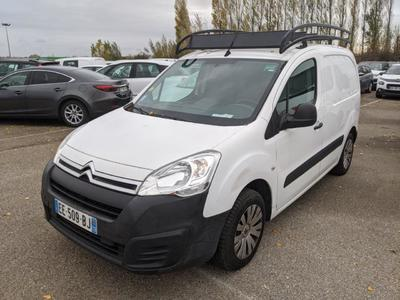 Citroen Berlingo kasten business L1 1.6 HDI 75CV BVM5 E6