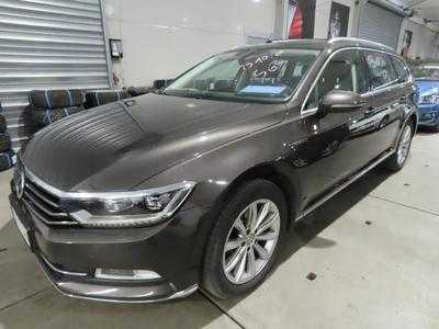 Volkswagen Passat Variant Highline BMT/Start-Stopp 4Motion 2.0 TDI 140KW AT6 E6