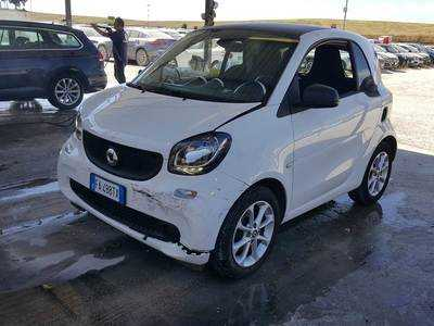 SMART fortwo coupè / 2016 / 3P / Coupe 70 1.0 52kW youngster twinamic