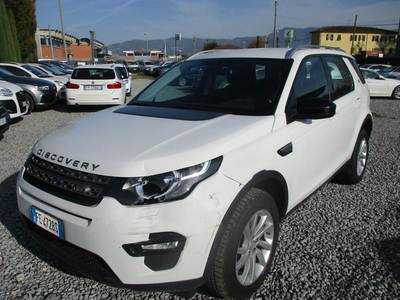 Volkswagen LAND ROVER DISCOVERY SPORT 2014 2.0 TD4 150CV PURE 4WD