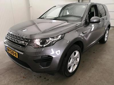 Land Rover Discovery Sport eD4 2WD ECAPABILITY SE 5d