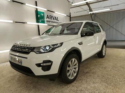 Land Rover Discovery Sport Pure TD4 BVA 4WD