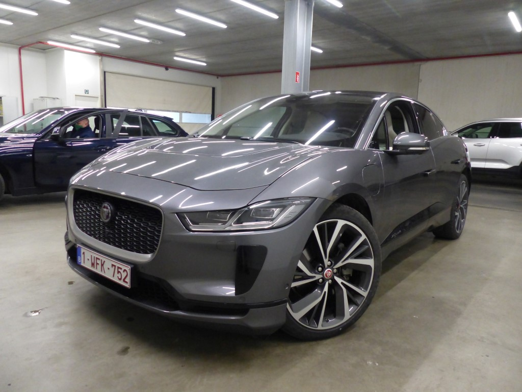 Jaguar I-PACE IPACE HSE 400PK Auto With Heated & Cooled Seats & Air Suspension & Head Up & DAB & Pano Roof