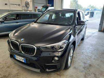 BMW X1 2015 SDRIVE 16D