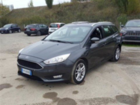 Ford Focus 2014 5P STATION WAGON 15 TDCI 120CV SeS BUSINESS SW