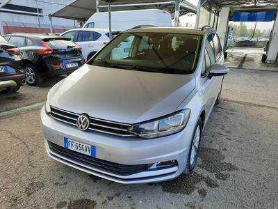 Volkswagen Touran 2015 1.6 TDI BUSINESS BMT